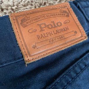 Men's Ralph Lauren navy blue pants